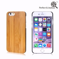 9 years no complaint Natural wood new arrival competitive wooden grain case for iphone 6 and samsung s5