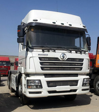 Used truck Shacman 6x6 light tractor trailer truck price for sale Diesel engine Euro 3-4