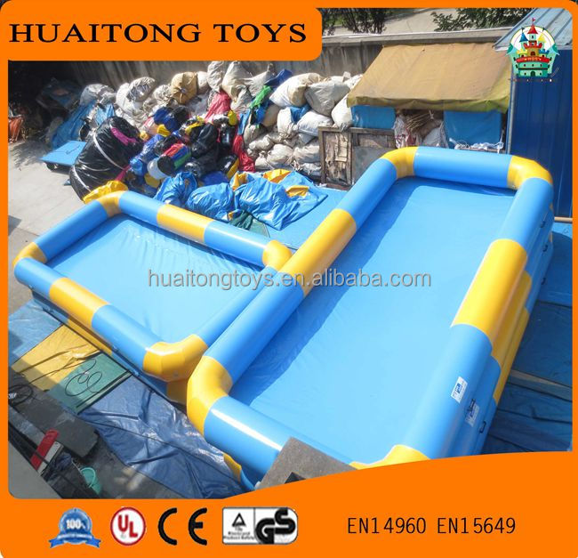 2016 Inflatable Square Swimming Pool For Kids Commercial Inflatable Swimming Pool For Sale
