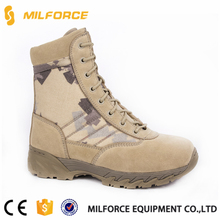 MILFORCE-selected materials indian army safety shoes army desert police boots