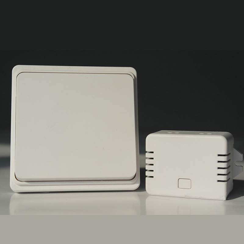 AS6M high-end of modern light switches kinetic wireless wall switch wireless remote light switch