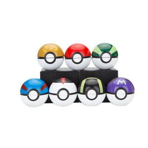 Wholesale 55mm Tobacco Weed Grinder Pokemon Pokeball Herb Grinder