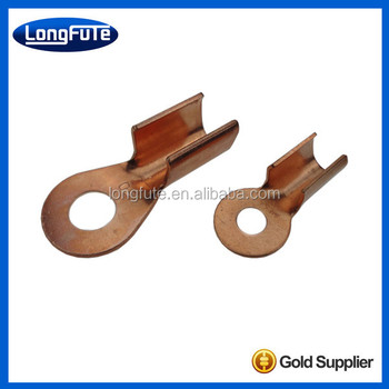 China Copper tinning plated cable wire terminal battery lug