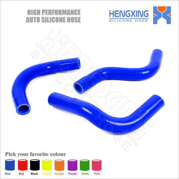 Radiator Silicone Hose Kit for suzuki SWIFT 1.3L G13 GTI 89-00