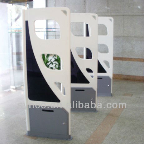 HF RFID library security entrance gates SR-RH-G3D