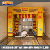 automatic portable car wash equipment