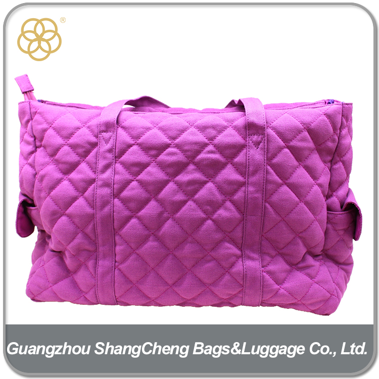 New Arrival Ladies Makeup Travel Canvas Storage Bag