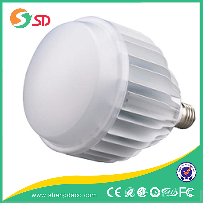 E40 E27 E14 High Power IP65 30W 35W Led Bulb Waterproof Led Light with Fin Heatsink