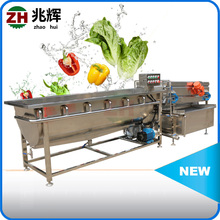 Good Price Fruit Plant Processing Equipments Cabbage and lettuce Washing Machine