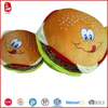 Plush pillow and cushion hamburger plush toy stuffed food