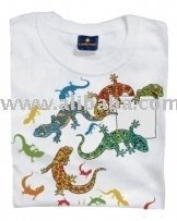 UV Activated Color Changing T-Shirt (Pocket Geckos)