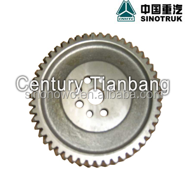 SINOTRUK HOWO Engine Parts Camshaft Timing Gear For Hot Sale