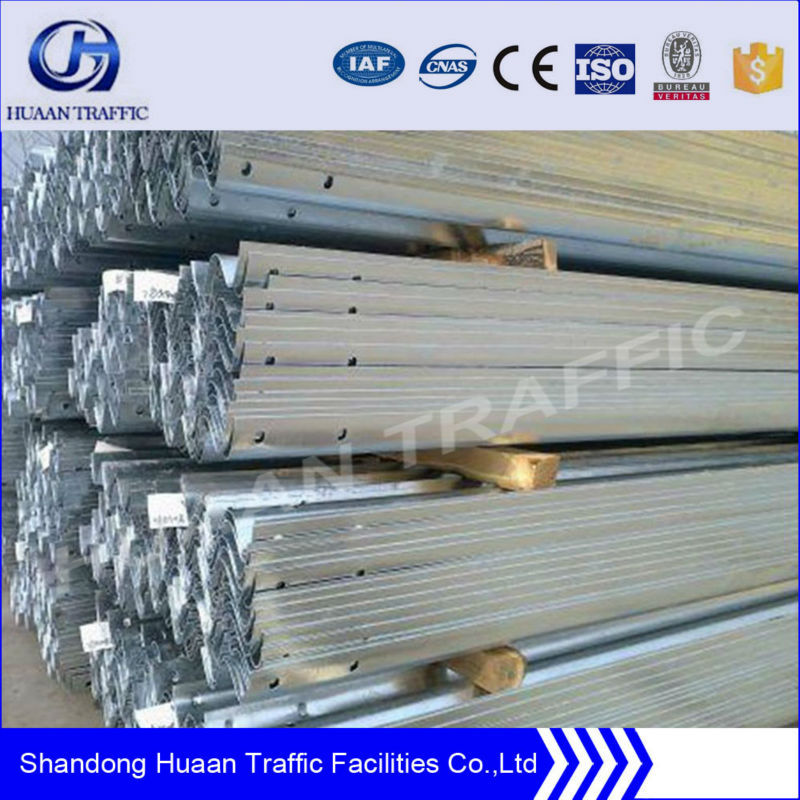 The lowest high quality galvanized highway guardrail prices