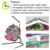 2019 hot sale new design high quality customized outdoor patio garden hanging hammock swing chair