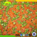 Agricultural Products Organic Nutritious Frozen Iqf Mixed Vegetables Export
