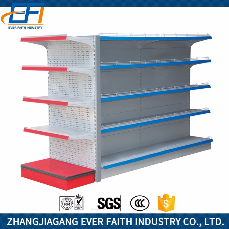 Best Quality Low Price Walmart Luxury Supermarket Shelf For Shops