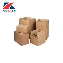 Full Color Printing Wholesale E Flute Paper Board Corrugated Moving Boxes In Qingdao