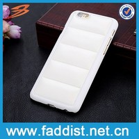 Sofa style best saler 4.7 inch leather case for iphone 6 phone cover