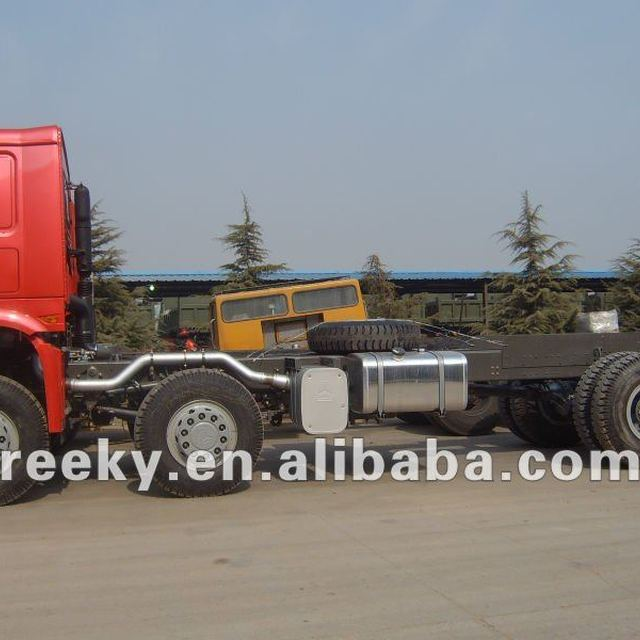 Tractor head truck for kinds of trailers