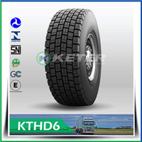 High quality rotary kiln tyre, Keter Brand truck tyres with high performance, competitive pricing