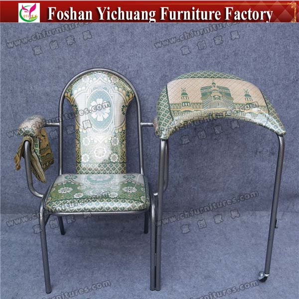 Metal Islam Prayer Chair For Muslim Using or Arabic Home Using YC-E147