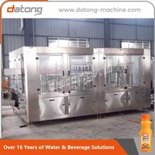 China manufacturer Bottle juice washing filling capping machine with CE certificate