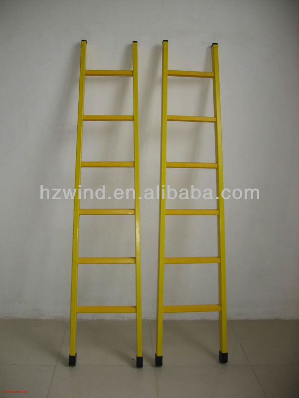 frp grp fiberglass step ladder