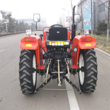 Chinese Cheap farm tractor 25hp cabin model for sale