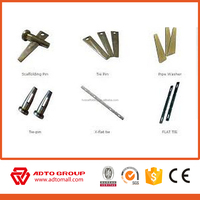 Aluminum concrete stub foemwork accessories long / shory standard wedge pin