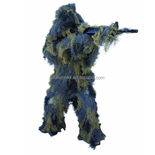 Ejército camuflaje <span class=keywords><strong>Ghillie</strong></span> Suit traje <span class=keywords><strong>de</strong></span> <span class=keywords><strong>nieve</strong></span>