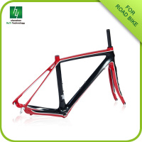 High Quality 3K/UD/12k Carbon Fiber Bike Frame 700C Purchase Insurance ACB-052