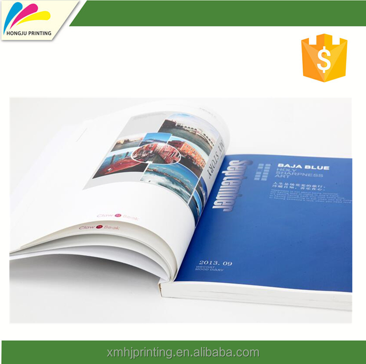 Good price of paper a6 booklet printing manufactured in China