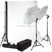 400W photo studio lighting kit