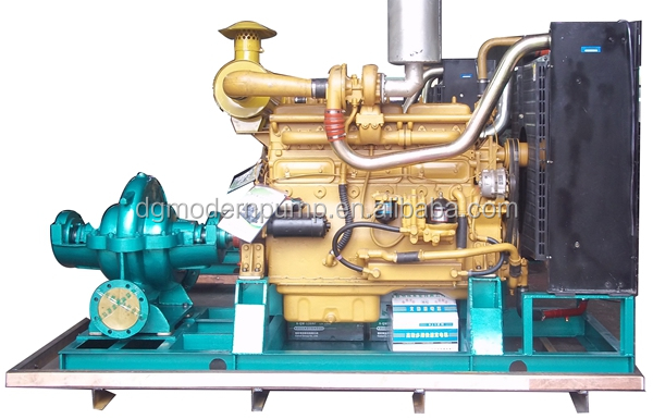 2017 best selling agricultural irrigation diesel water pump