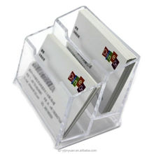Manufacturers wholesale Acrylic business card display stand for work