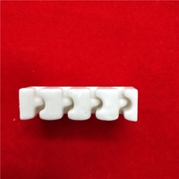 Machinability customizable alumina ceramic insulator