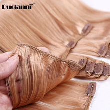 Clip In Malaysian Hair Extensions Channel New Arrival