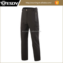 Black 2016 customized cheap comfortable Camping trousers tactical pants