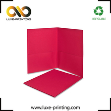 Foldable kraft paper file a5 size taobao top 10 document packing folder