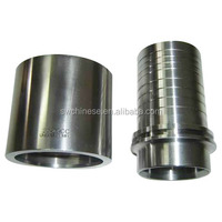 OEM CNC Machining Strut Bushing Turning