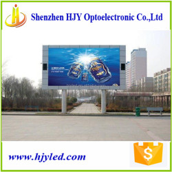 invention 2016 P10 outdoor live broadcast led screen