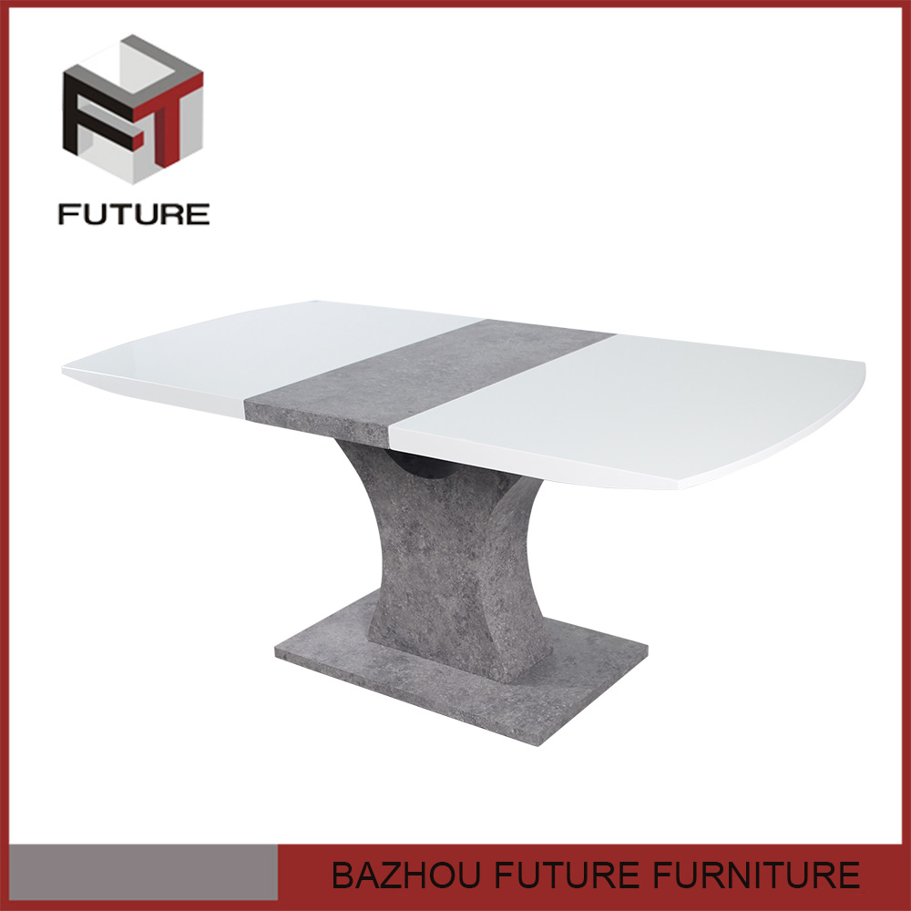 modern paper marble top 2016 dinning tables
