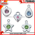 Hot selling designs round large gemstone pendants