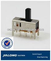 voltage selector slide switch