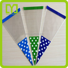 2016 China supplier good quality Plastic Bag for Candy Cone