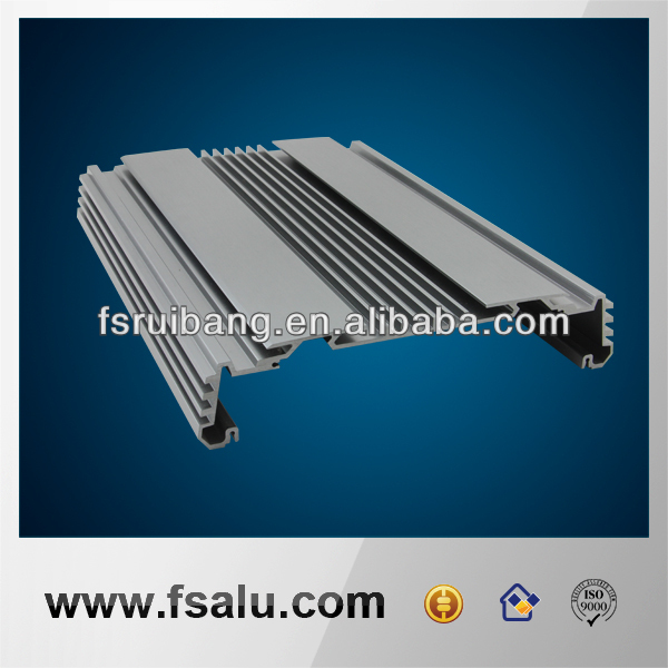 aluminum case,audio extrusion case,audio extrusion