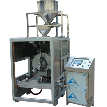 Automatic cereal puffing machine