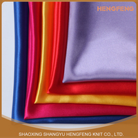 wholesale factory price men's new stretch small square handkerchief satin solid colorful professional scarf handkerchief