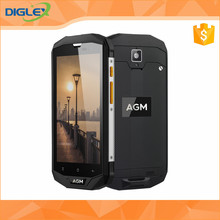 Original AGM A8 mobile phone 4G IP68 Waterproof Smartphone Android 7.0 5.0 inch Quad Core 1.2GHz 3G+32G 13.0MP 4050mAh Battery