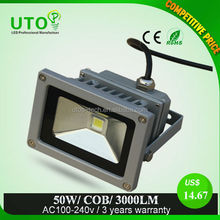 Factory Direct Sale IP65 LED Floodlight 50W